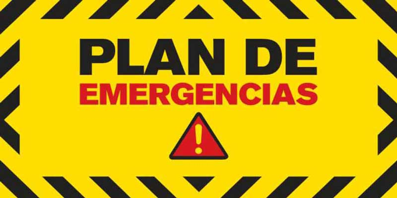 plan de emergencias