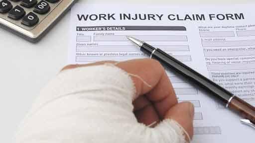 reporte accidente laboral