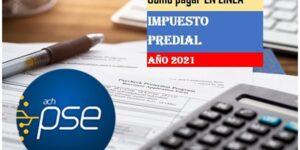 mpuesto predial 2021
