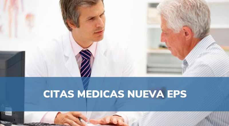 citas médicas nueva eps