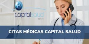 citas médicas capital salud