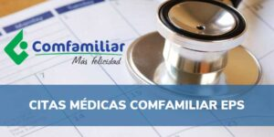 citas médicas comfamiliar
