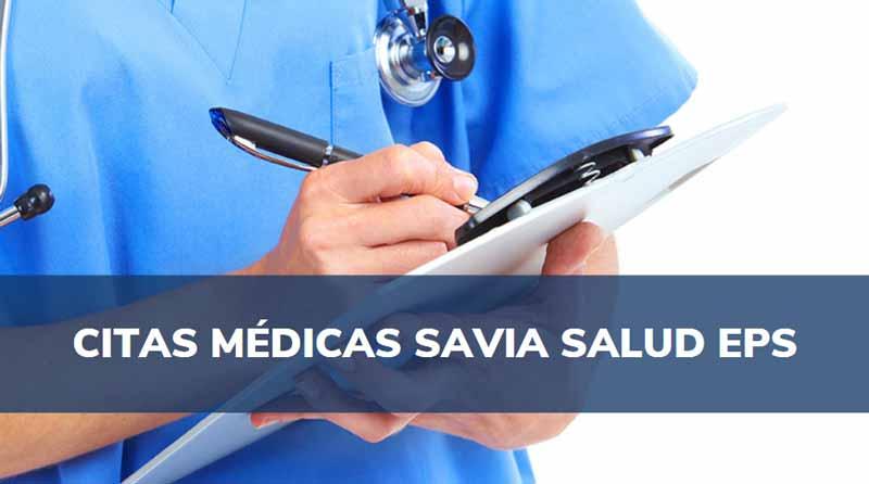 citas médicas savia salud