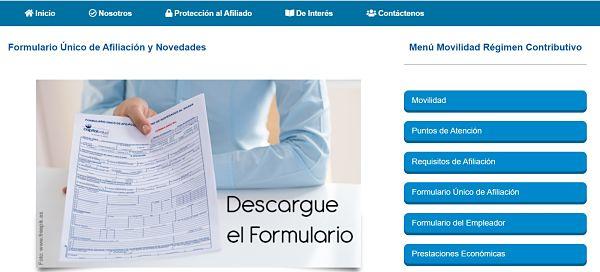 certificado de afiliación de capital salud